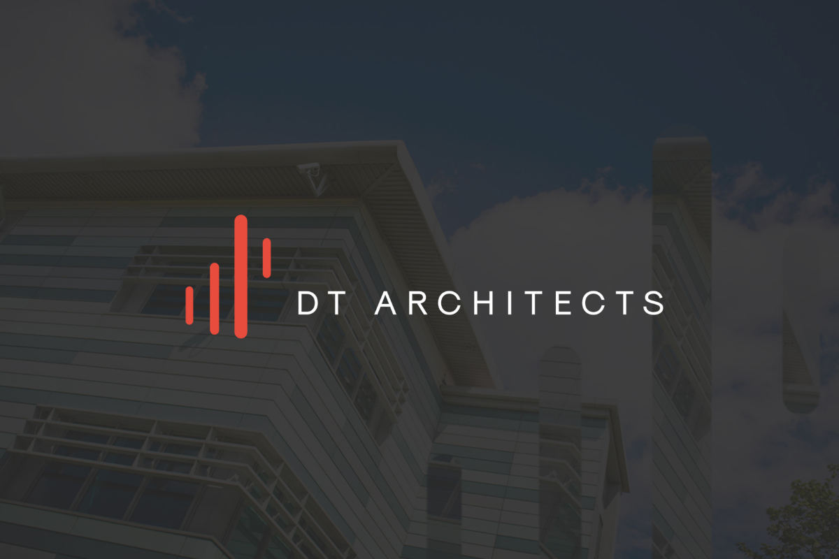 web design corby | DT Architects logo
