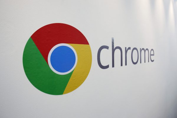 google chrome mural