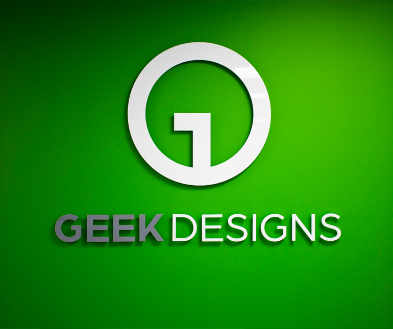 Geek Designs logo