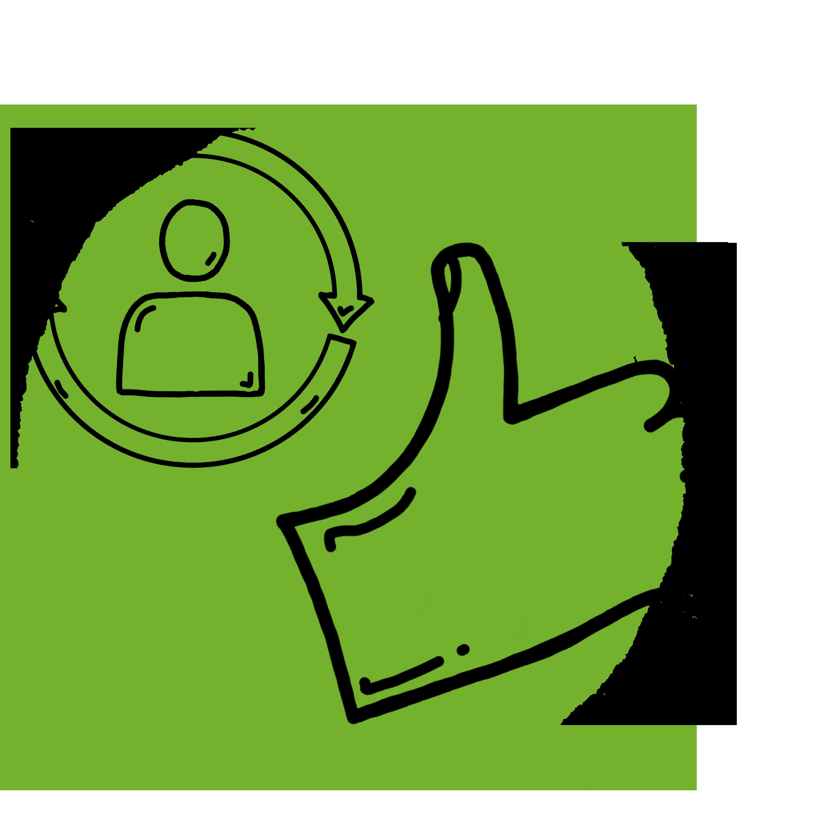 Green marketing circle