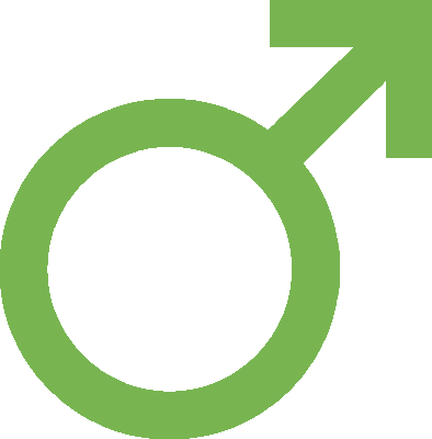 Male-Symbol-green
