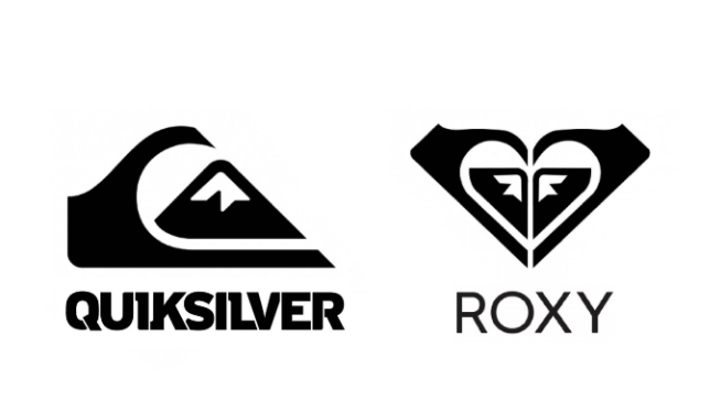 QuickSilver and Roxy Logo