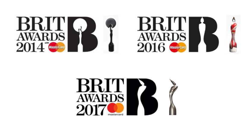 The Brits Logo